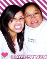 I Love My Mom by blushing