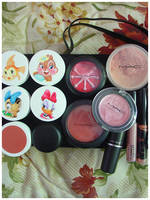 M.A.C. make-up pt. III by blushing