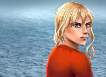 Hawkti (Virmont89 Contest Entry - Not My OC!) by Sori-Eminia