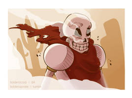 Request - Papyrus by BolDeRizCorp