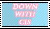 Down With Cis by presidentmikasa
