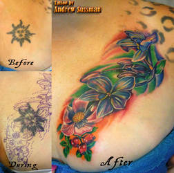 flower cover up 2 by asussman