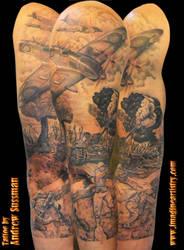 World War II sleeve by asussman