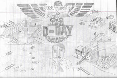 Command and Conquer D-DAY by Konstalieri