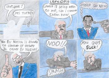 Leftopia Special: Turkey in the EU (part 1) by Konstalieri