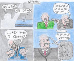 Leftopia: Turkey conquers the EU (part 2) by Konstalieri