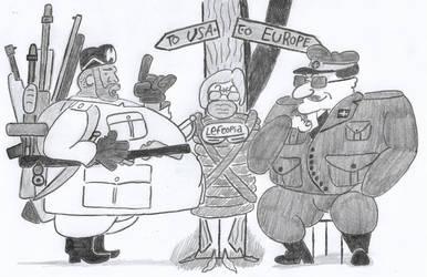 Leftopia: Nationalism by Konstalieri