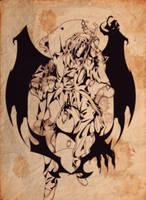Demon of Frustation by Muratesh