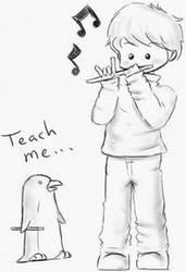 Teach me by Wael-K