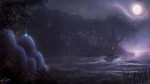 Midnight hour by AshStraker
