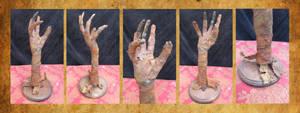 The Mummy's Arm by HerbertW