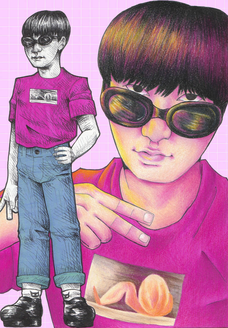 Aesthetic Tee Yesung By Nyree Art On Deviantart