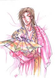 Atsumori by daevakun
