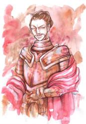 As a Portuguese Prince by daevakun