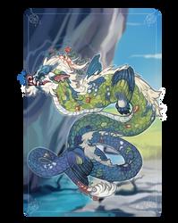 Bright snake! by azira-star-wind