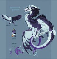 Ravenwood guardian auction(CLOSED) by azira-star-wind