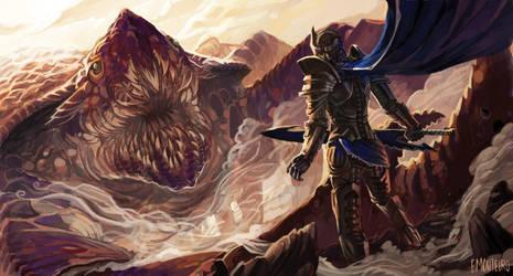 Dalinar the Blackthorn by Somnicide