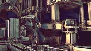 Heavy Machinery by Sabine62