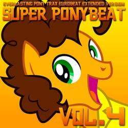 Super Ponybeat Vol. 4 Album Art - Cheese Sandwich by DashieMLPFiM