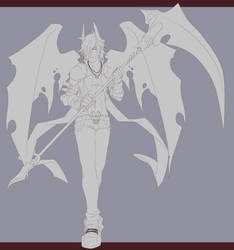 Random:Wing by asru-d