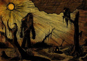 Swamp by hellduriel