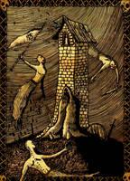 Wraiths by hellduriel