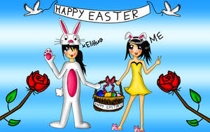 Happy easter everyone by iTsViV144
