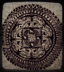 Mandala -Old by anothervision13