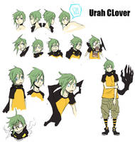 Urah Clover Designs by FF69