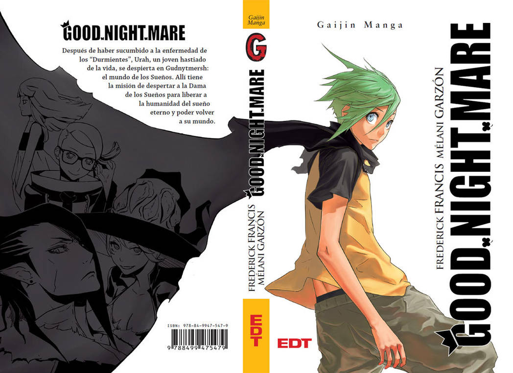 GOOD.NIGHT.MARE Cover by FF69