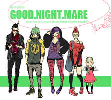 GOOD.NIGHT.MARE manga by FF69