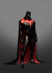 Batman concept by FF69