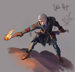 Goblin Slayer by FF69