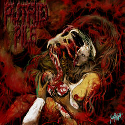 Putrid Pile COVER DONE by daggerSpawn