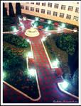 Model of the public garden-3 by Margo-sama
