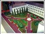 Model of the public garden-2 by Margo-sama