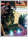 Model of the public garden-7 by Margo-sama