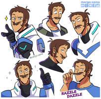 [VLD] Lance's Moustache by Margo-sama