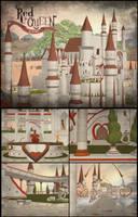 XNALara - Crims Castle (AIW) by deexie