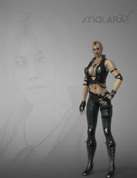 Sonya Blade (primary outfit) updated by deexie