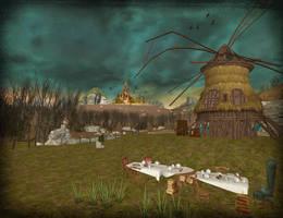 Windmill (AIW) by deexie
