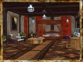 The Pearl bedroom (DAO) by deexie