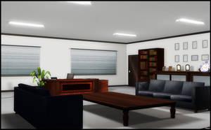 Big Office by deexie