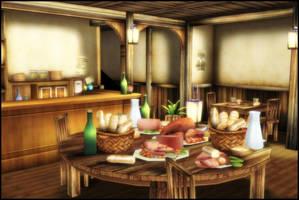 Yuusha - Feast [XPS] by deexie