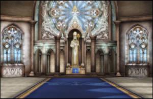 Yuusha - Altar [XPS] by deexie