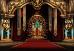 Yuusha - Demon King's Throne [XPS] by deexie
