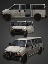 Van [XPS] by deexie