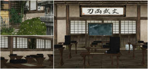 Gogakujo [XPS] by deexie