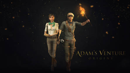 Adam's Venture Origins (Pack 1) [XPS] by deexie