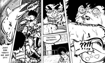 VOID Battle: Mammon vs Leo Page 11 by KingofLions